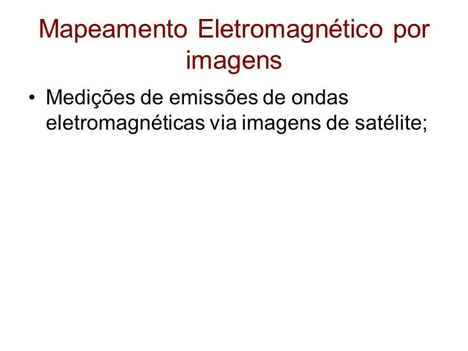 Mapeamento Eletromagnético por imagens