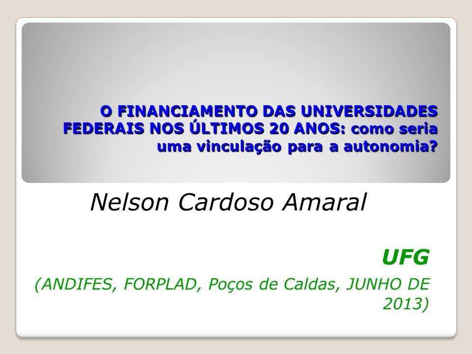 Nelson Cardoso Amaral UFG