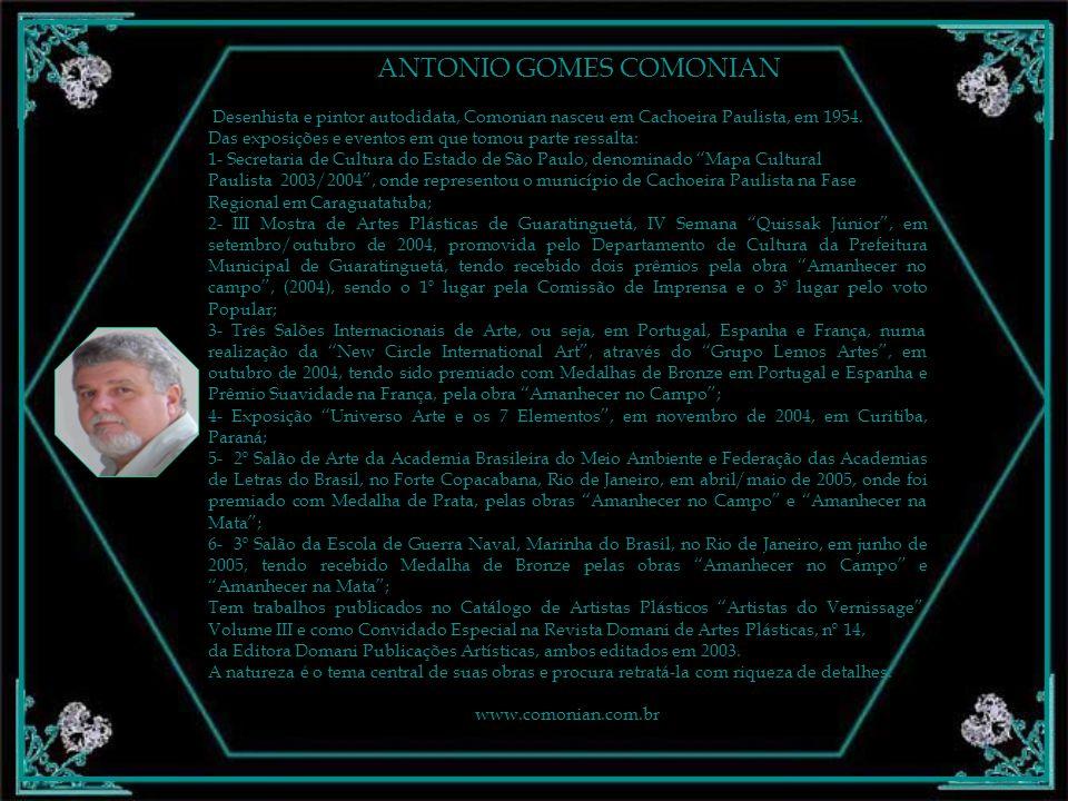 ANTONIO GOMES COMONIAN