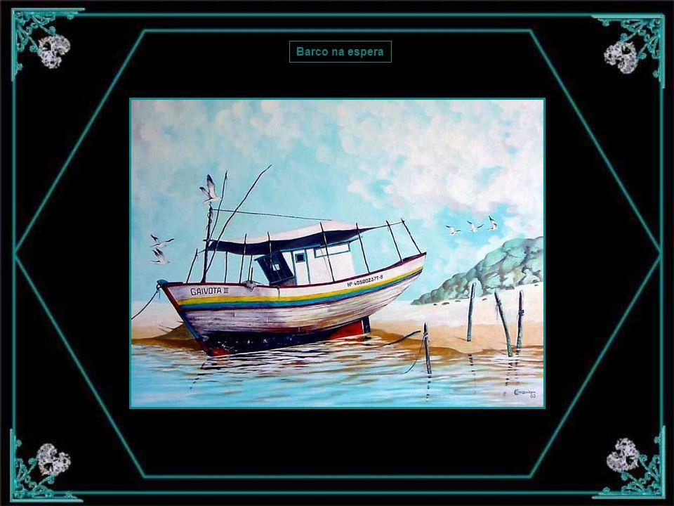 Barco na espera