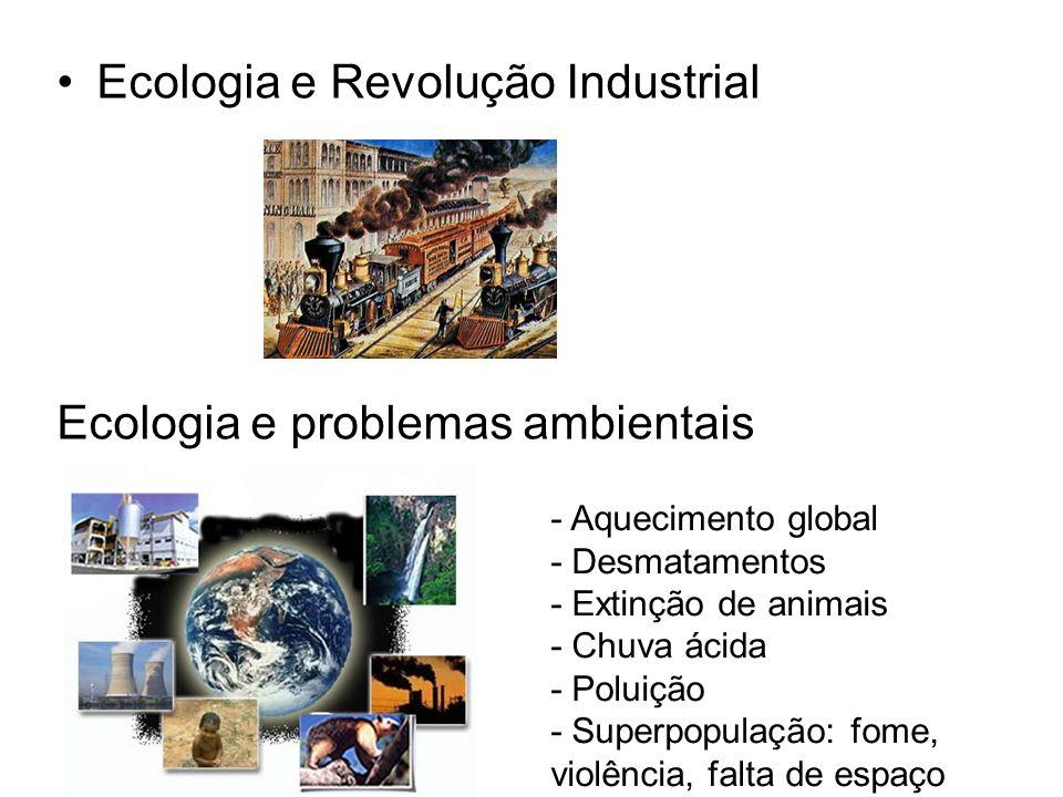 Ecologia e Revolução Industrial