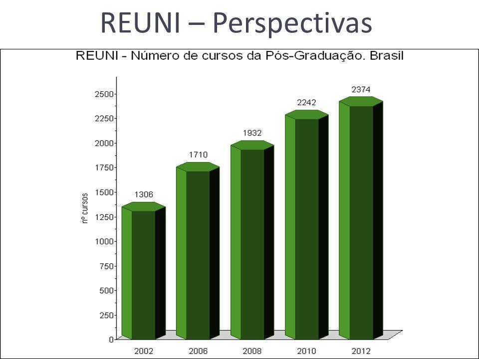 REUNI – Perspectivas