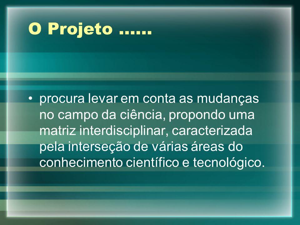 O Projeto ......