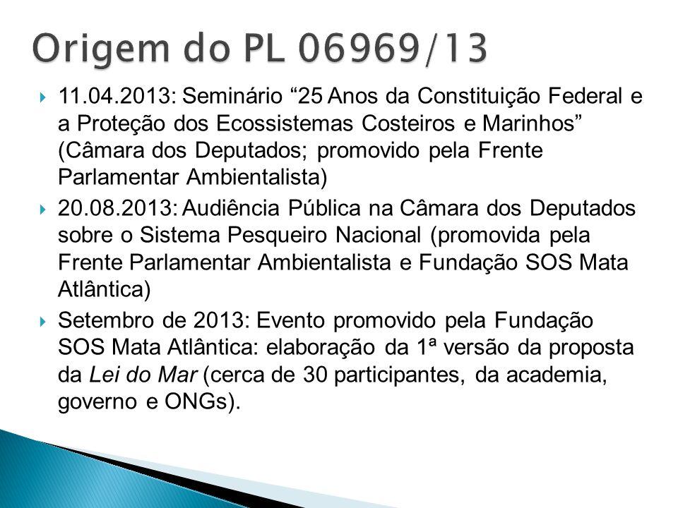Origem do PL 06969/13