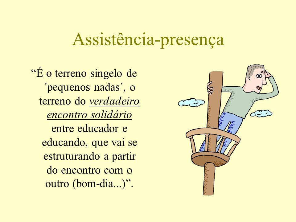 Assistência-presença