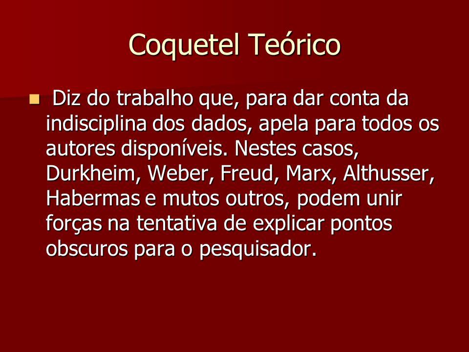 Coquetel Teórico