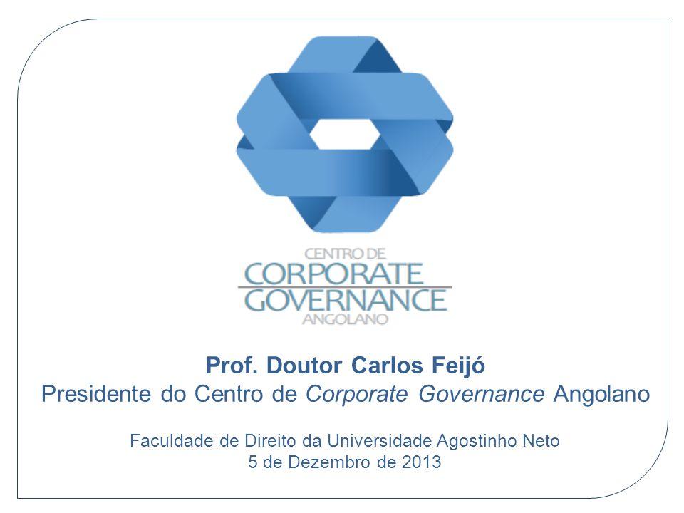 Prof. Doutor Carlos Feijó
