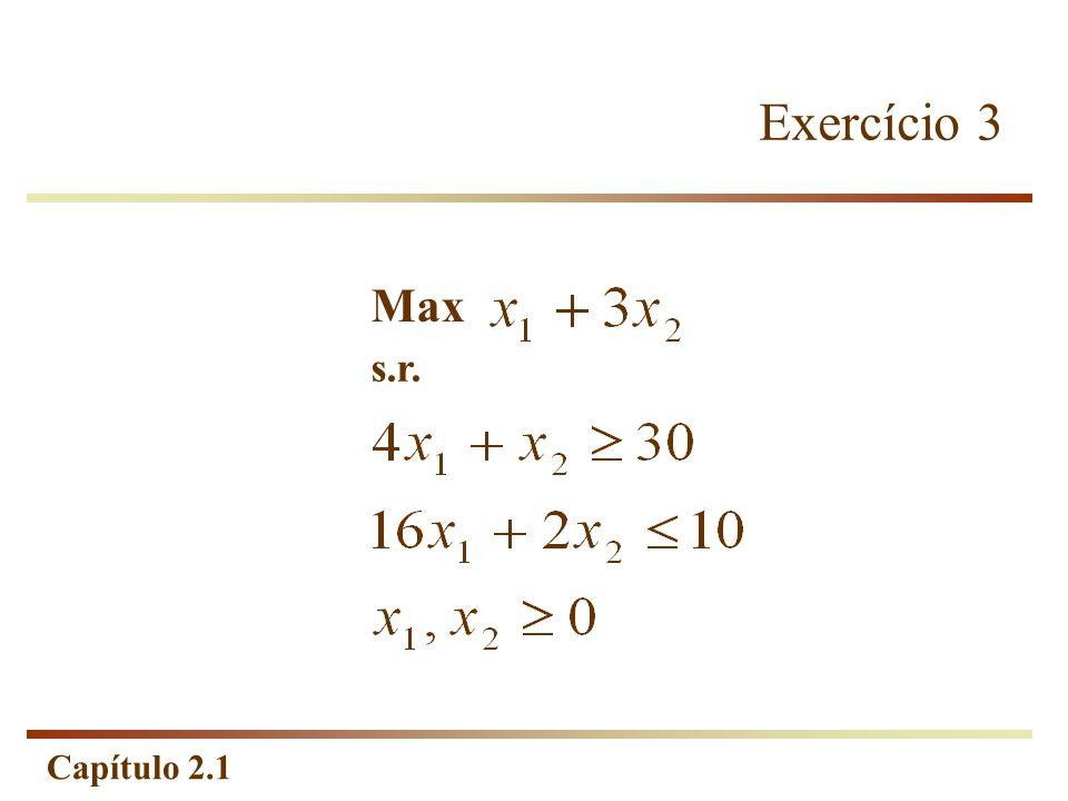 Exercício 3 Max s.r.