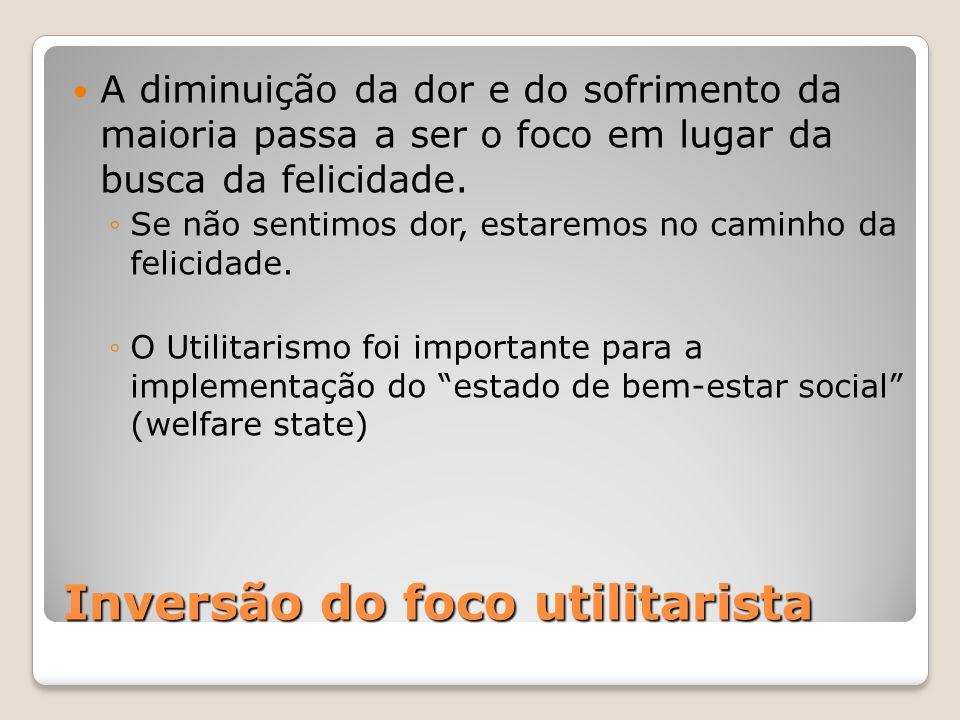 Inversão do foco utilitarista