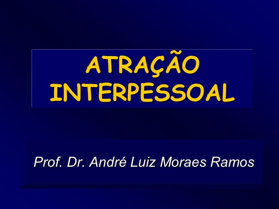 Prof. Dr. André Luiz Moraes Ramos