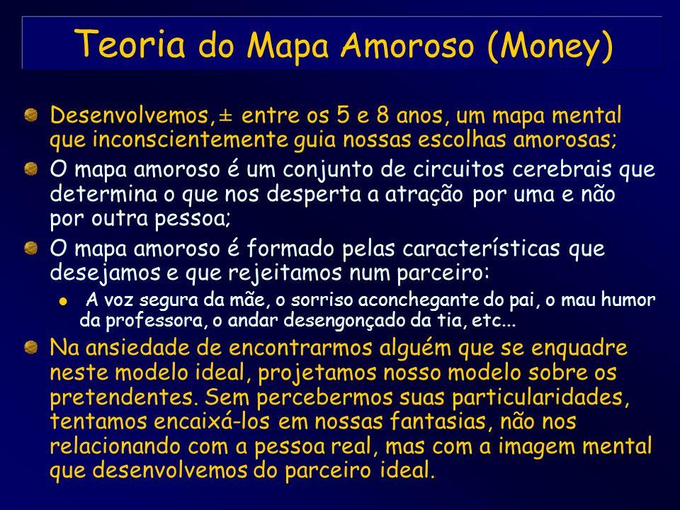 Teoria do Mapa Amoroso (Money)