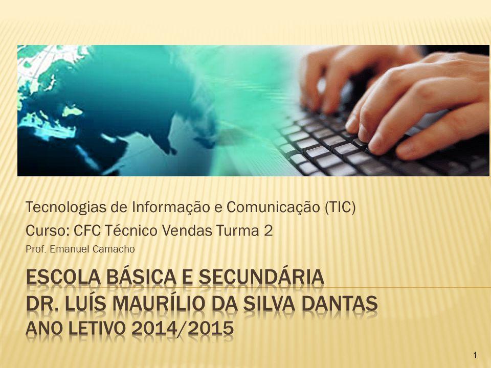 Tecnologias de Informação e Comunicação (TIC)