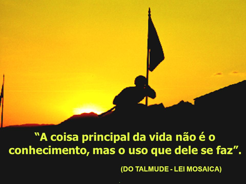 (DO TALMUDE - LEI MOSAICA)