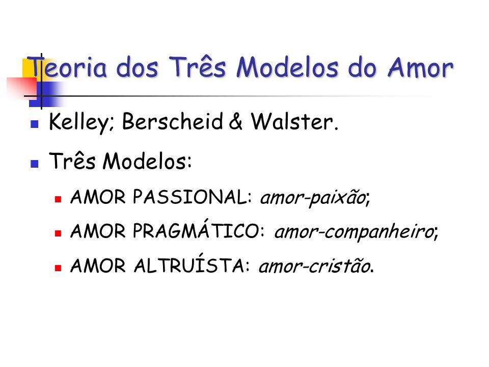 Teoria dos Três Modelos do Amor