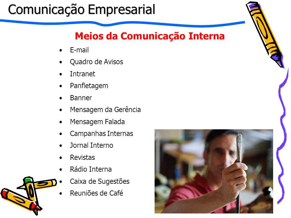 Meios da Comunicação Interna