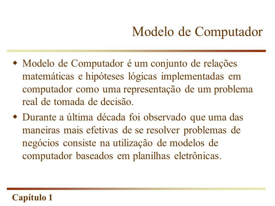 Modelo de Computador