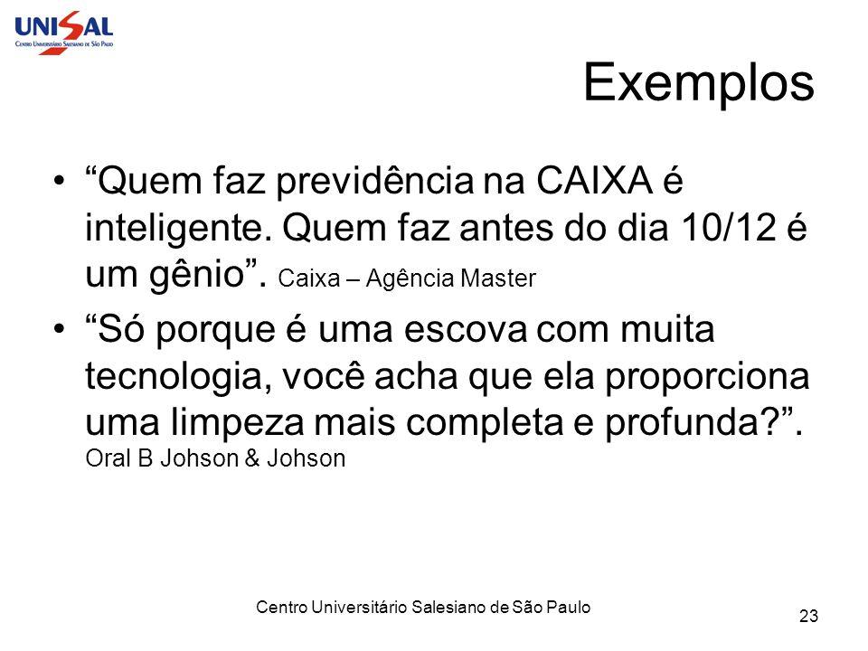 Centro Universitário Salesiano de São Paulo
