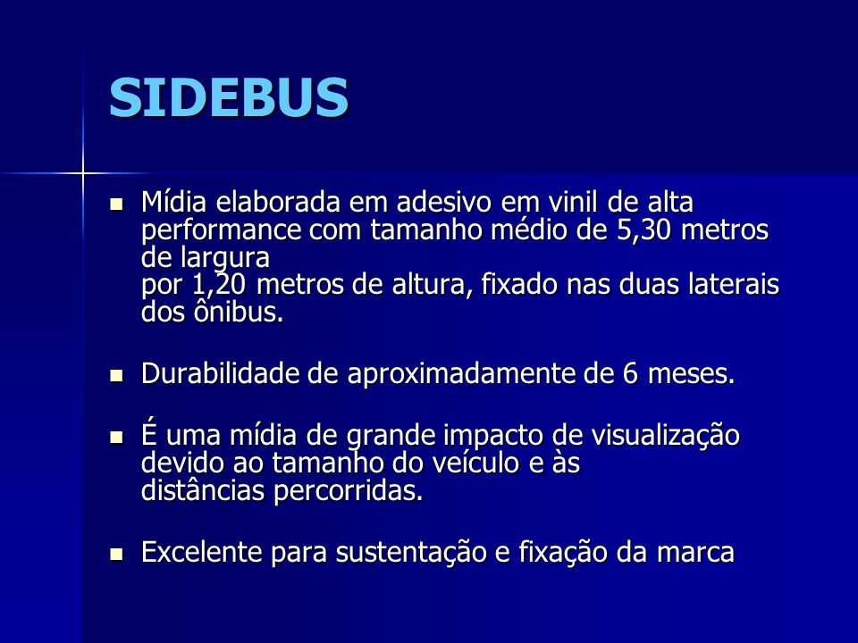 SIDEBUS
