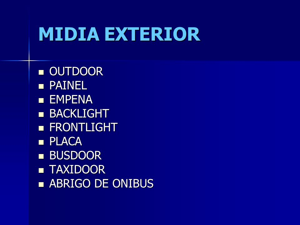 MIDIA EXTERIOR OUTDOOR PAINEL EMPENA BACKLIGHT FRONTLIGHT PLACA