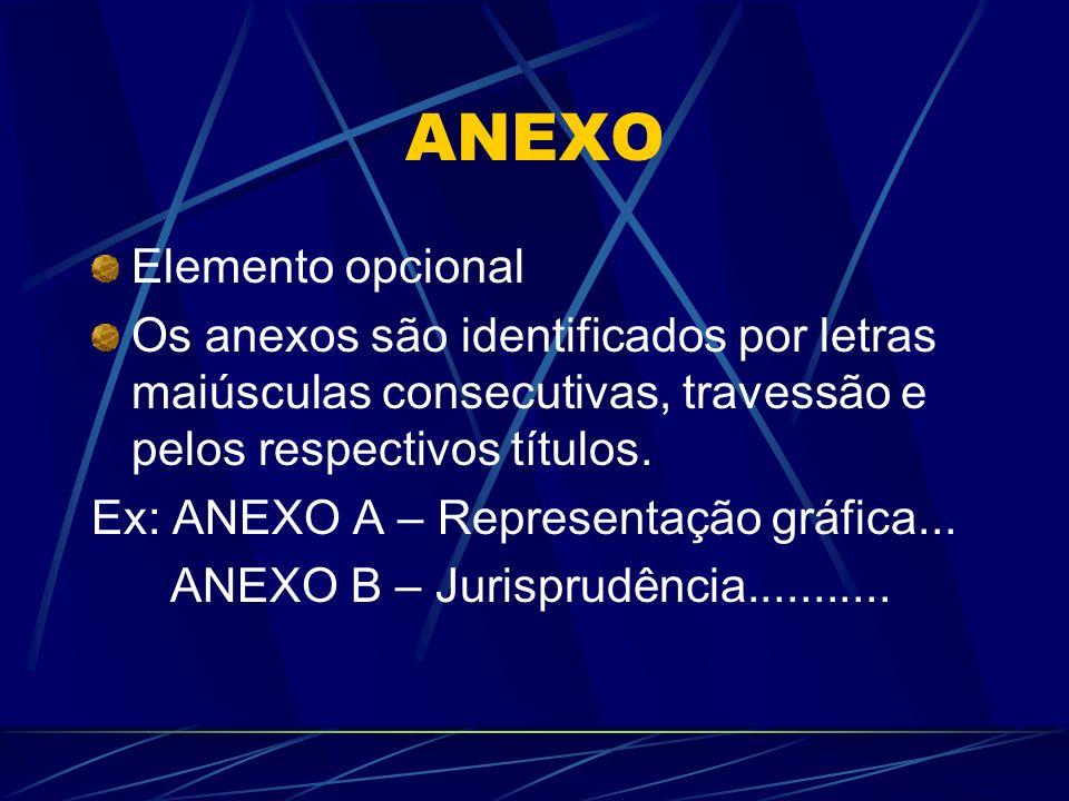 ANEXO Elemento opcional