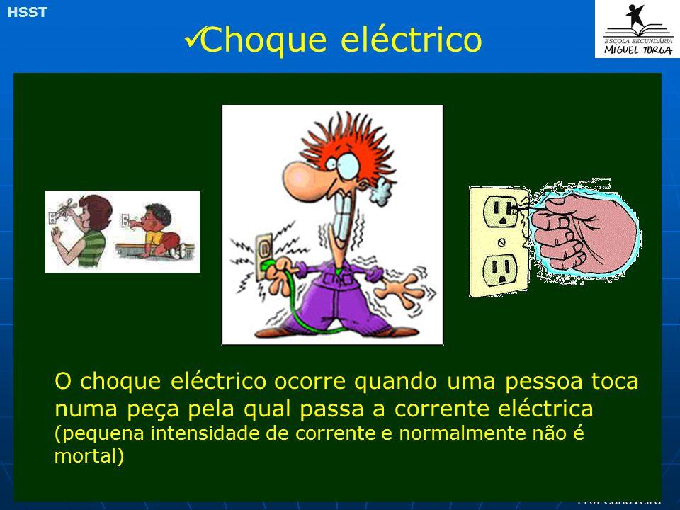 Choque eléctrico