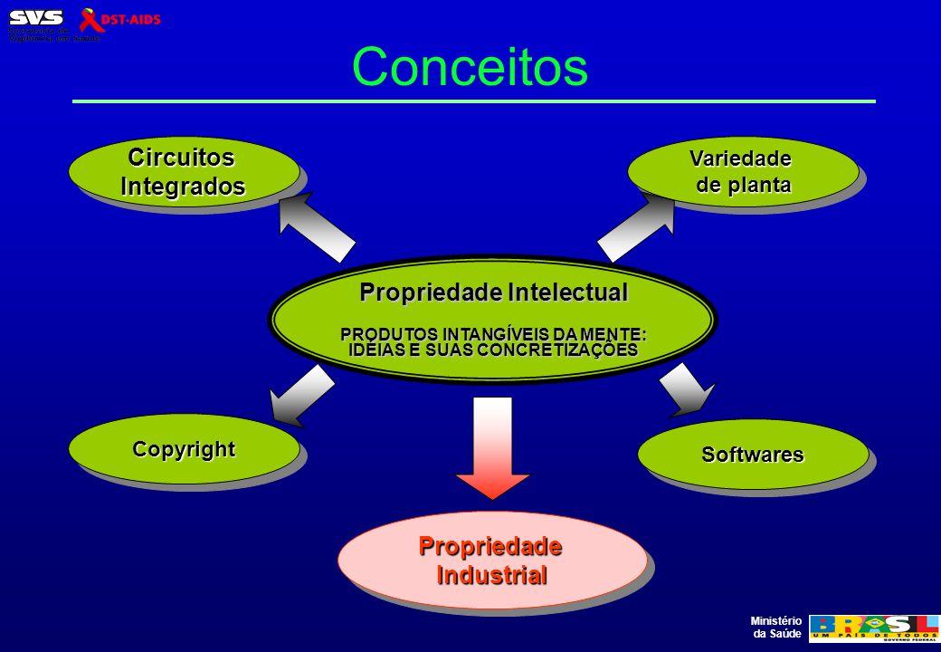 Conceitos Circuitos Integrados Propriedade Intelectual Propriedade
