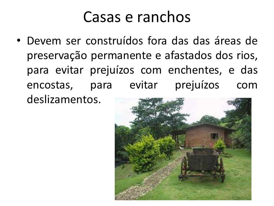 Casas e ranchos