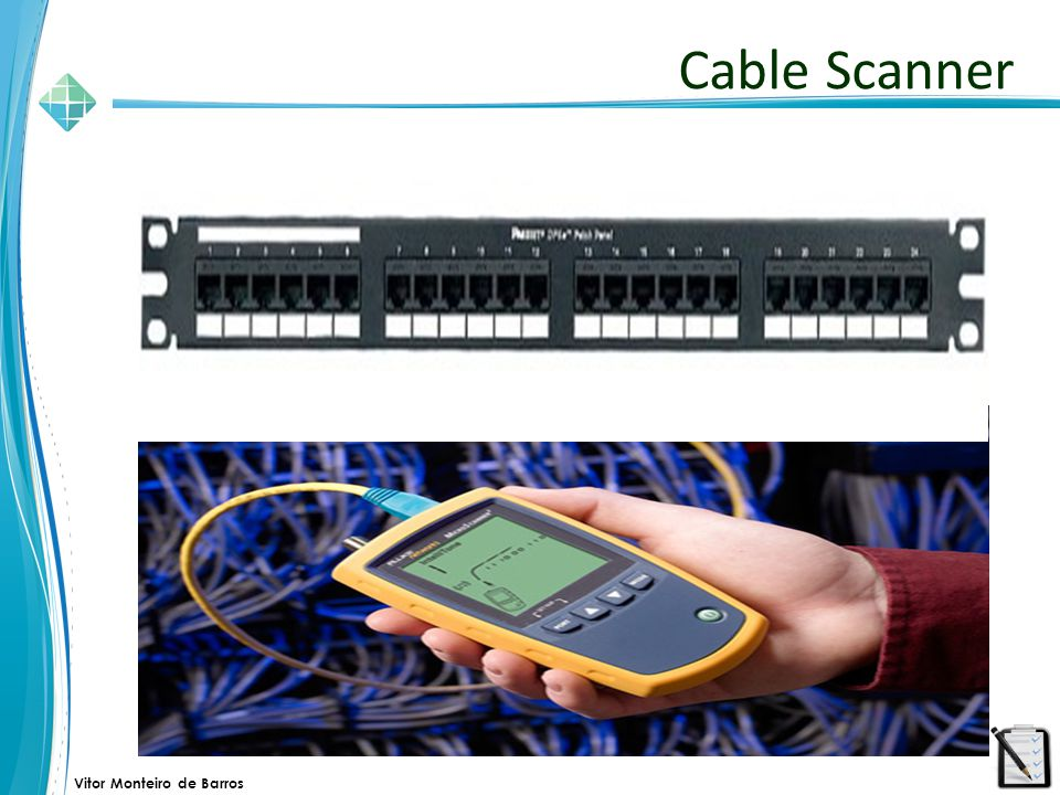 Cable Scanner
