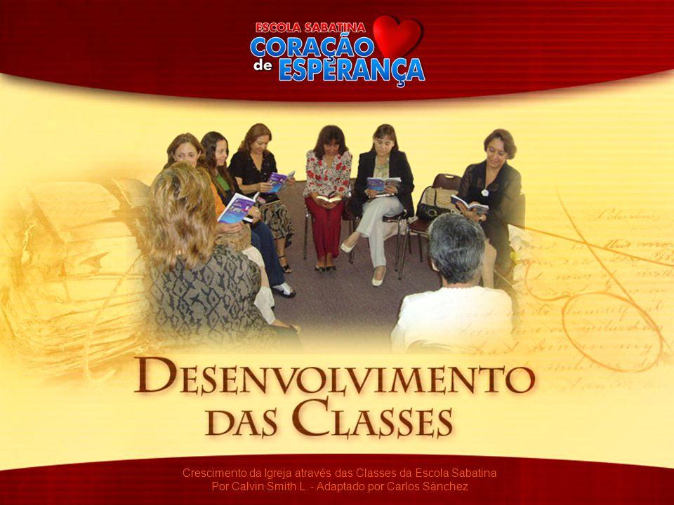 Crescimento da Igreja através das Classes da Escola Sabatina