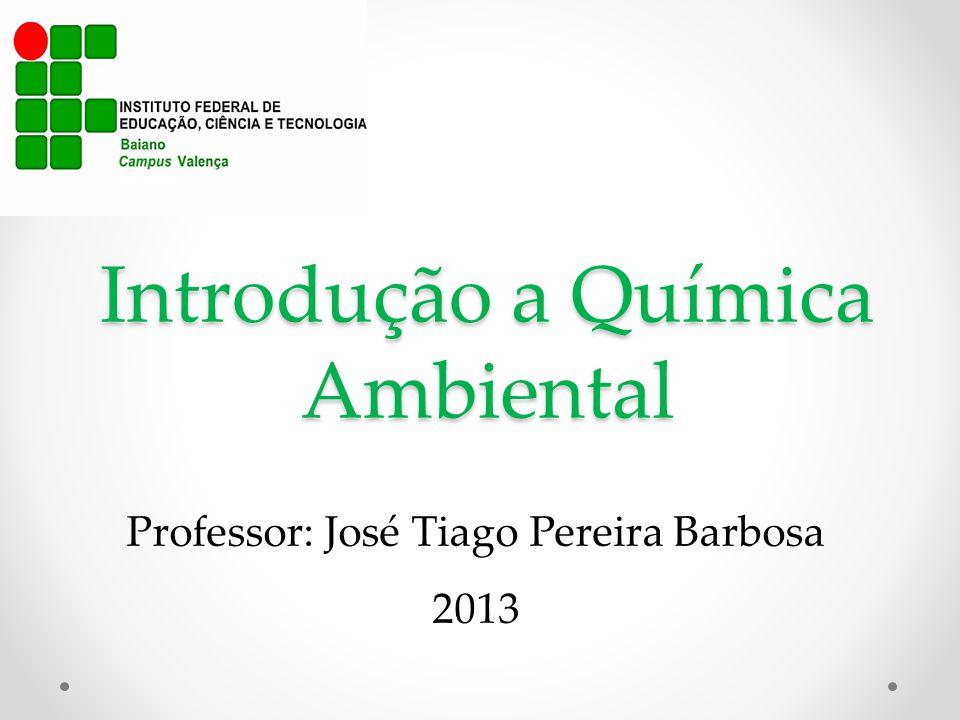 Introdução a Química Ambiental