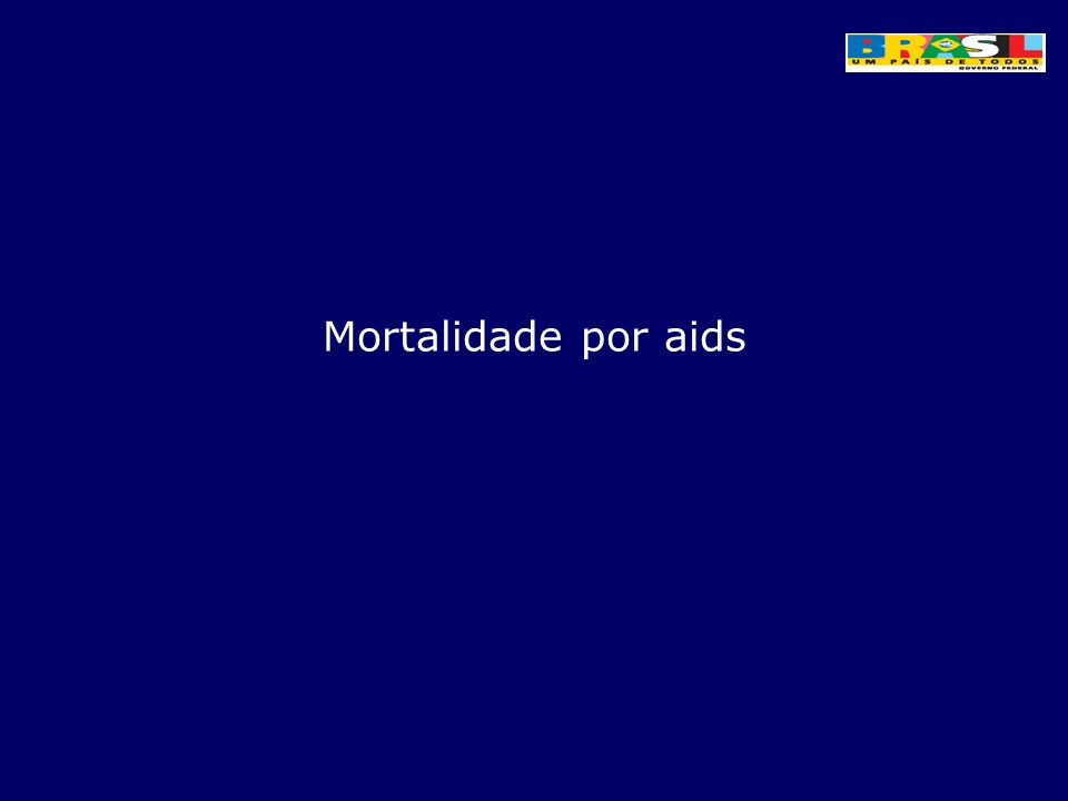 Mortalidade por aids