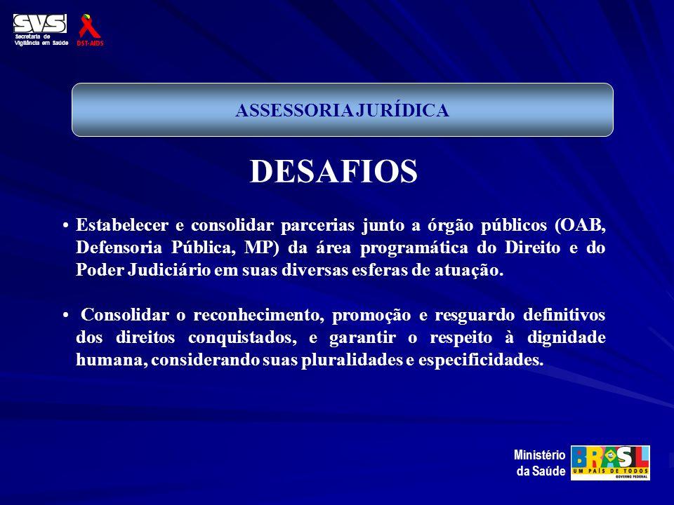DESAFIOS ASSESSORIA JURÍDICA