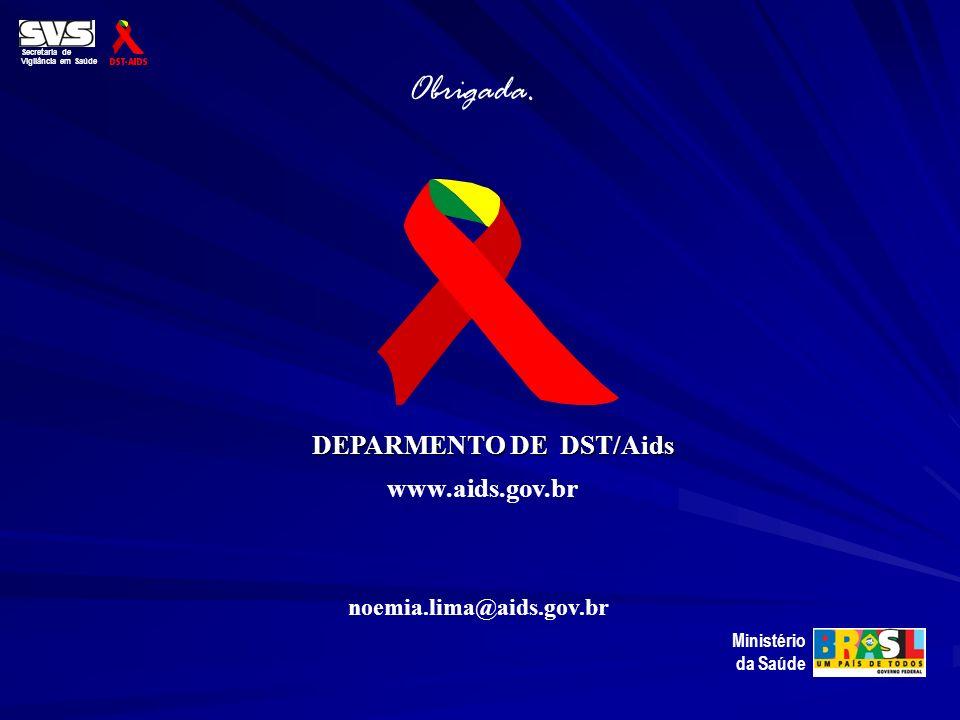 DEPARMENTO DE DST/Aids