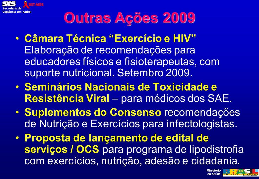 Outras Ações 2009