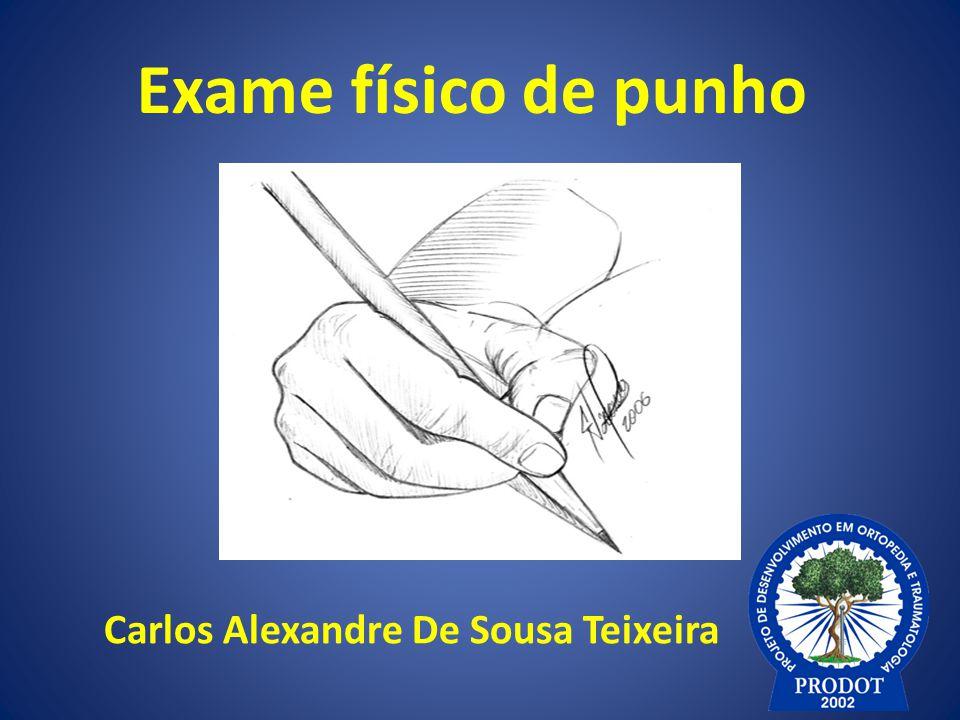 Carlos Alexandre De Sousa Teixeira
