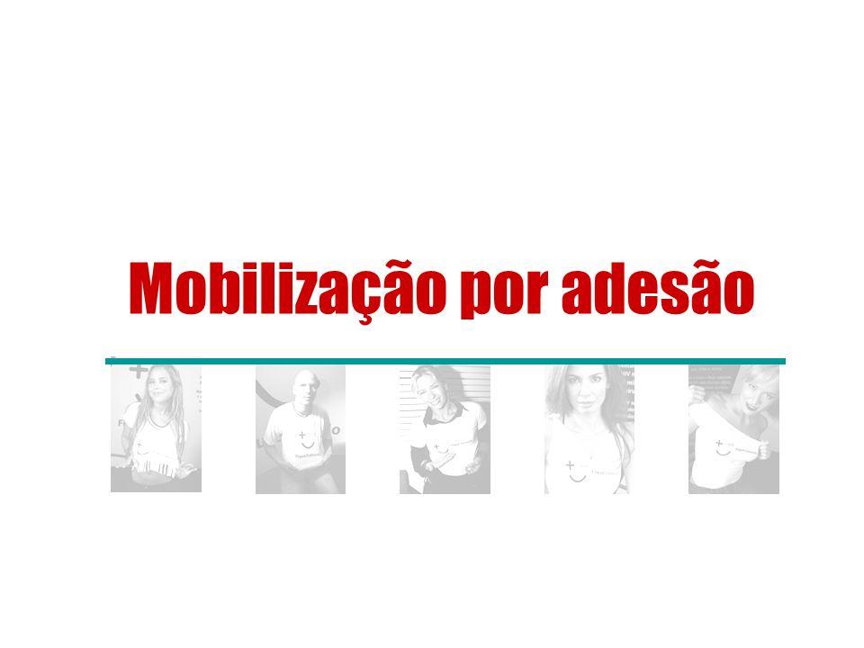 Mobilização por adesão