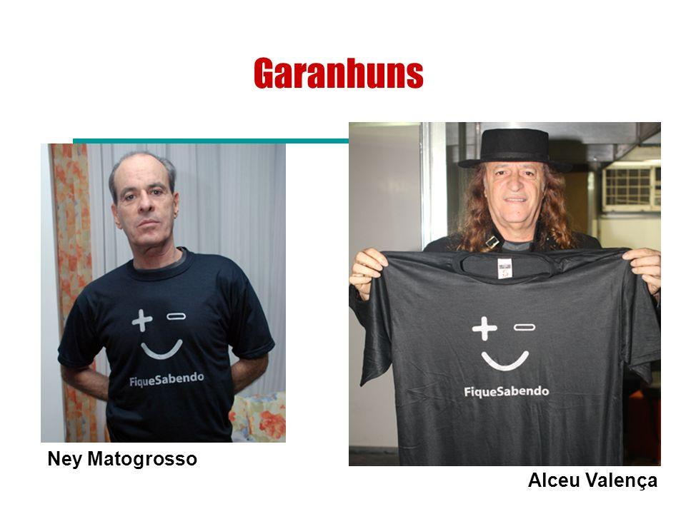 Garanhuns Ney Matogrosso Alceu Valença