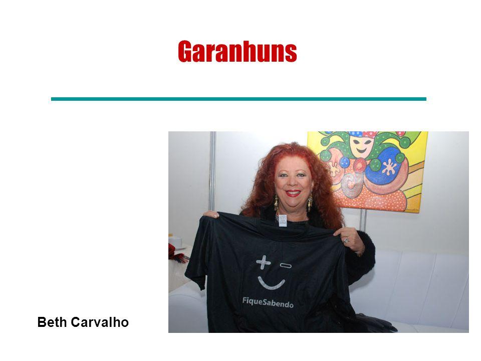 Garanhuns Beth Carvalho