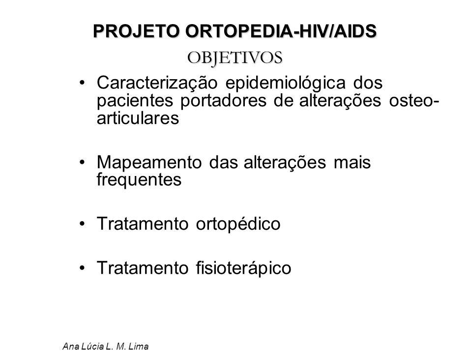PROJETO ORTOPEDIA-HIV/AIDS