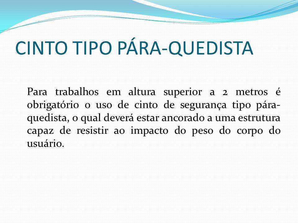 CINTO TIPO PÁRA-QUEDISTA