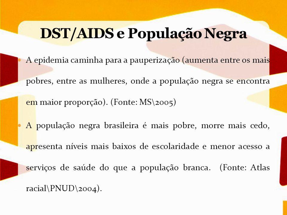 DST/AIDS e População Negra