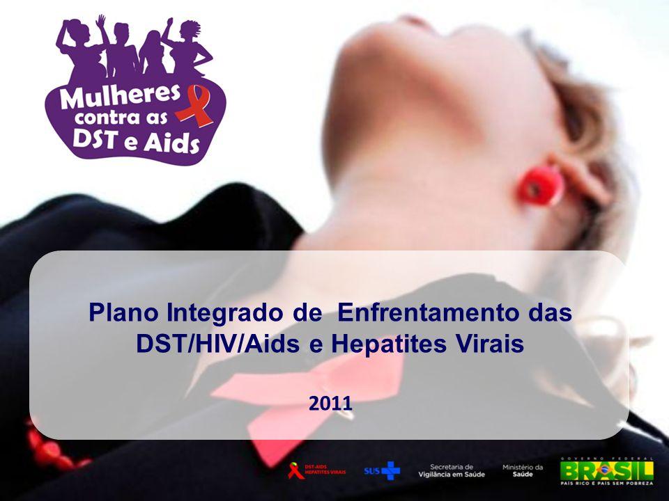 Plano Integrado de Enfrentamento das DST/HIV/Aids e Hepatites Virais