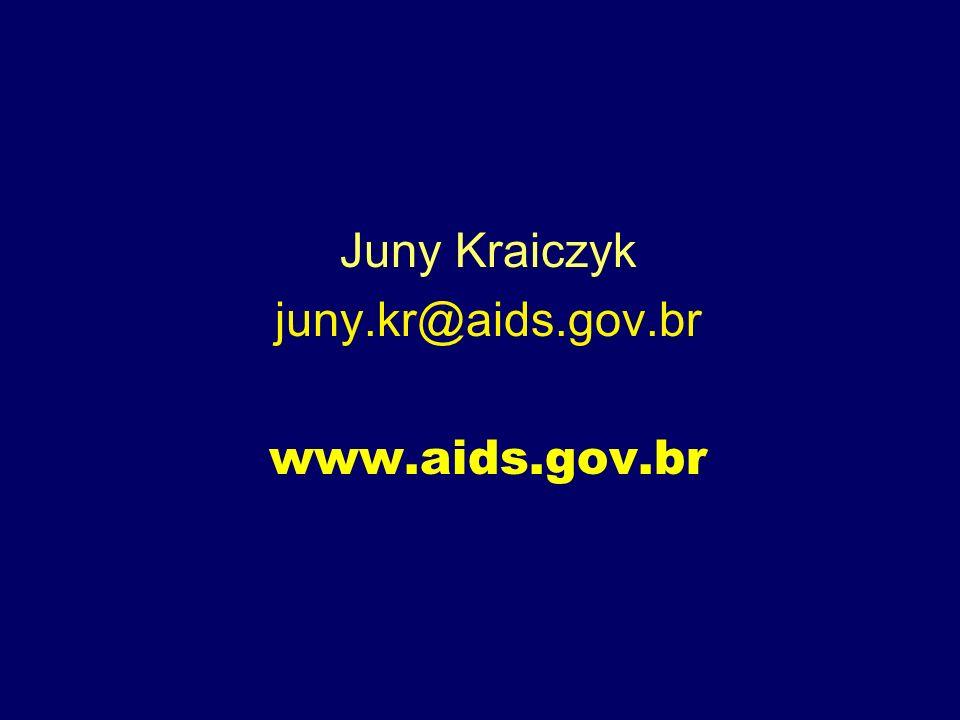 Juny Kraiczyk juny.kr@aids.gov.br www.aids.gov.br 17