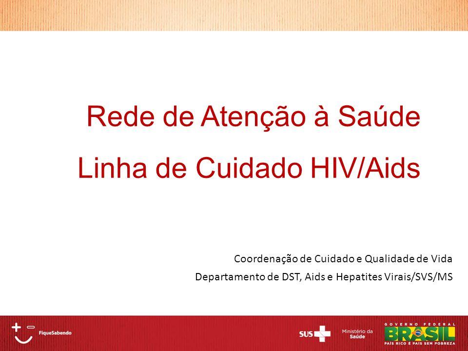 Linha de Cuidado HIV/Aids