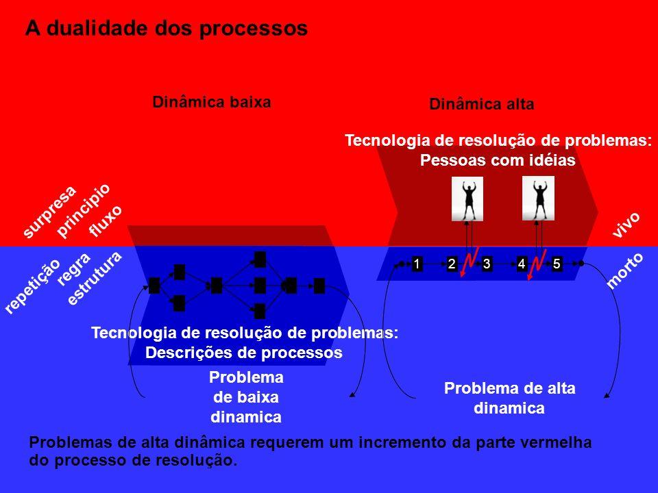 A dualidade dos processos