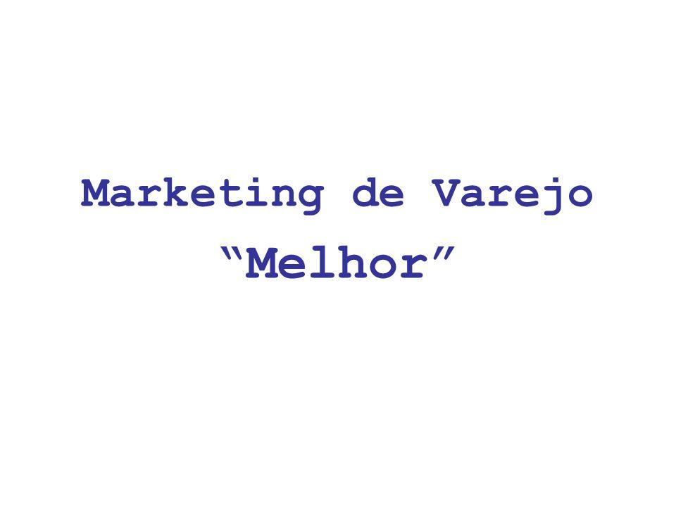 Marketing de Varejo Melhor