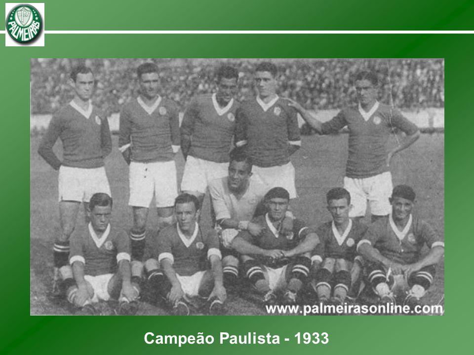 Campeão Paulista - 1933