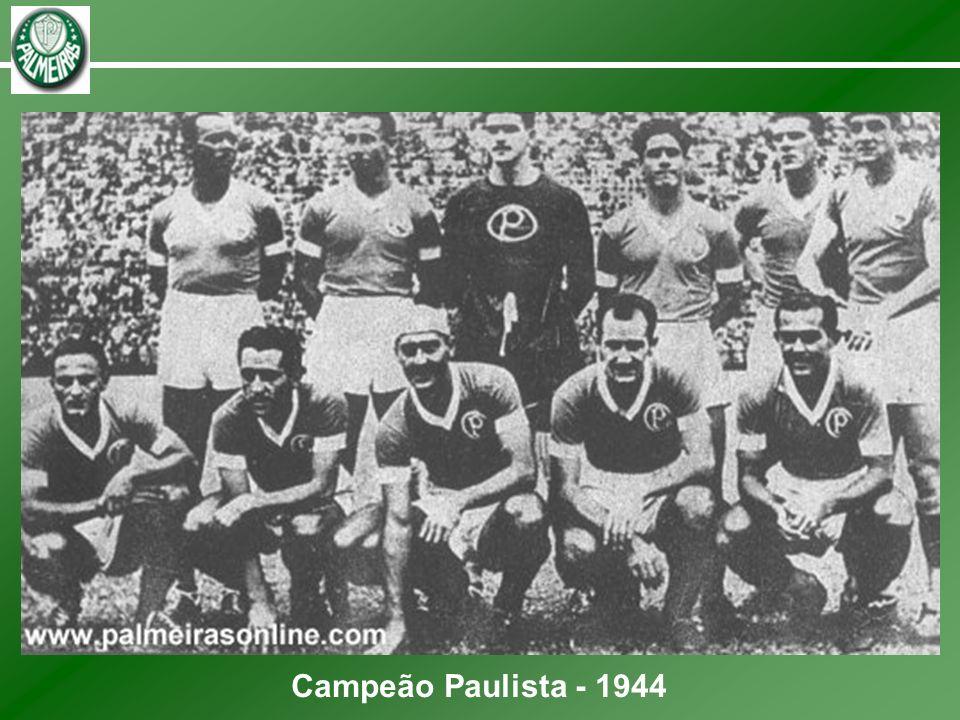 Campeão Paulista - 1944