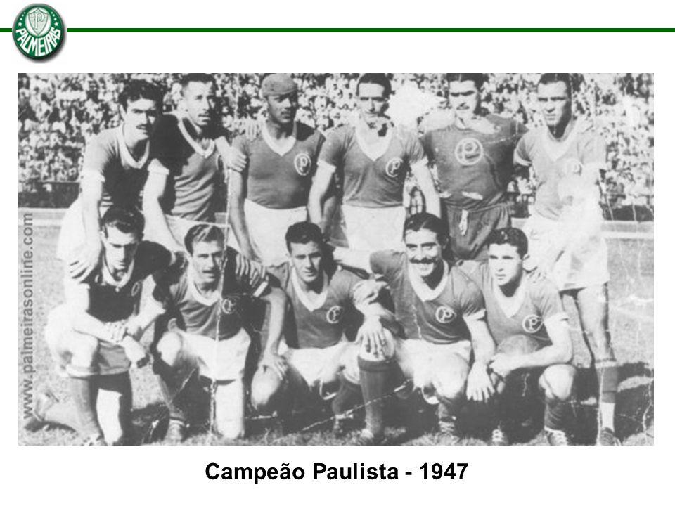 Campeão Paulista - 1947