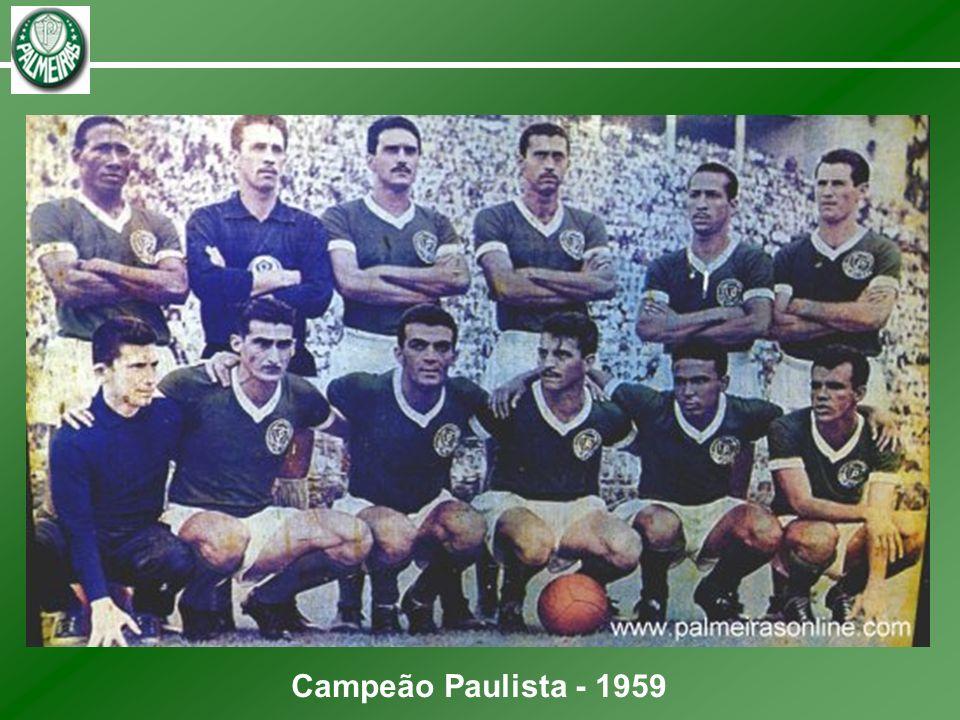 Campeão Paulista - 1959